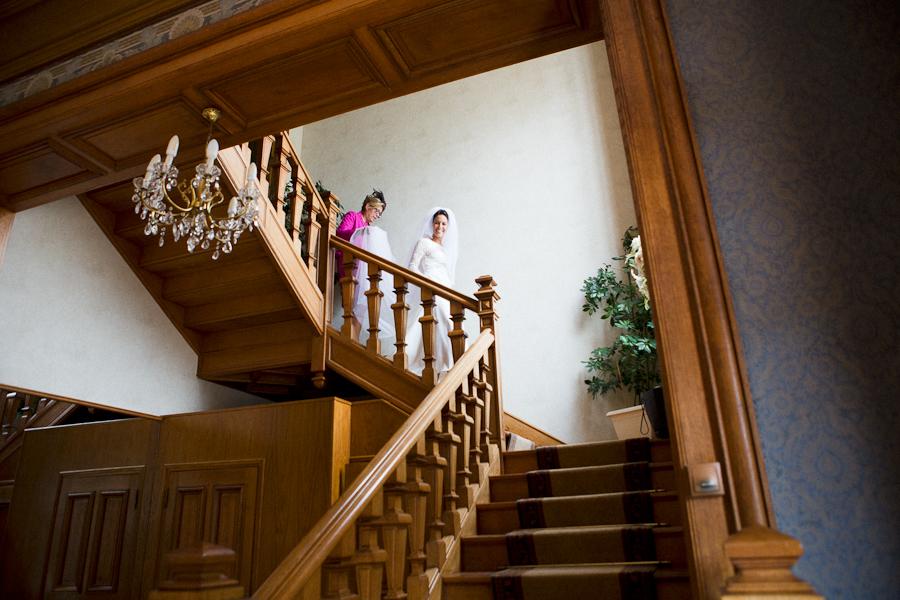 photographe de mariage au château de montbraye