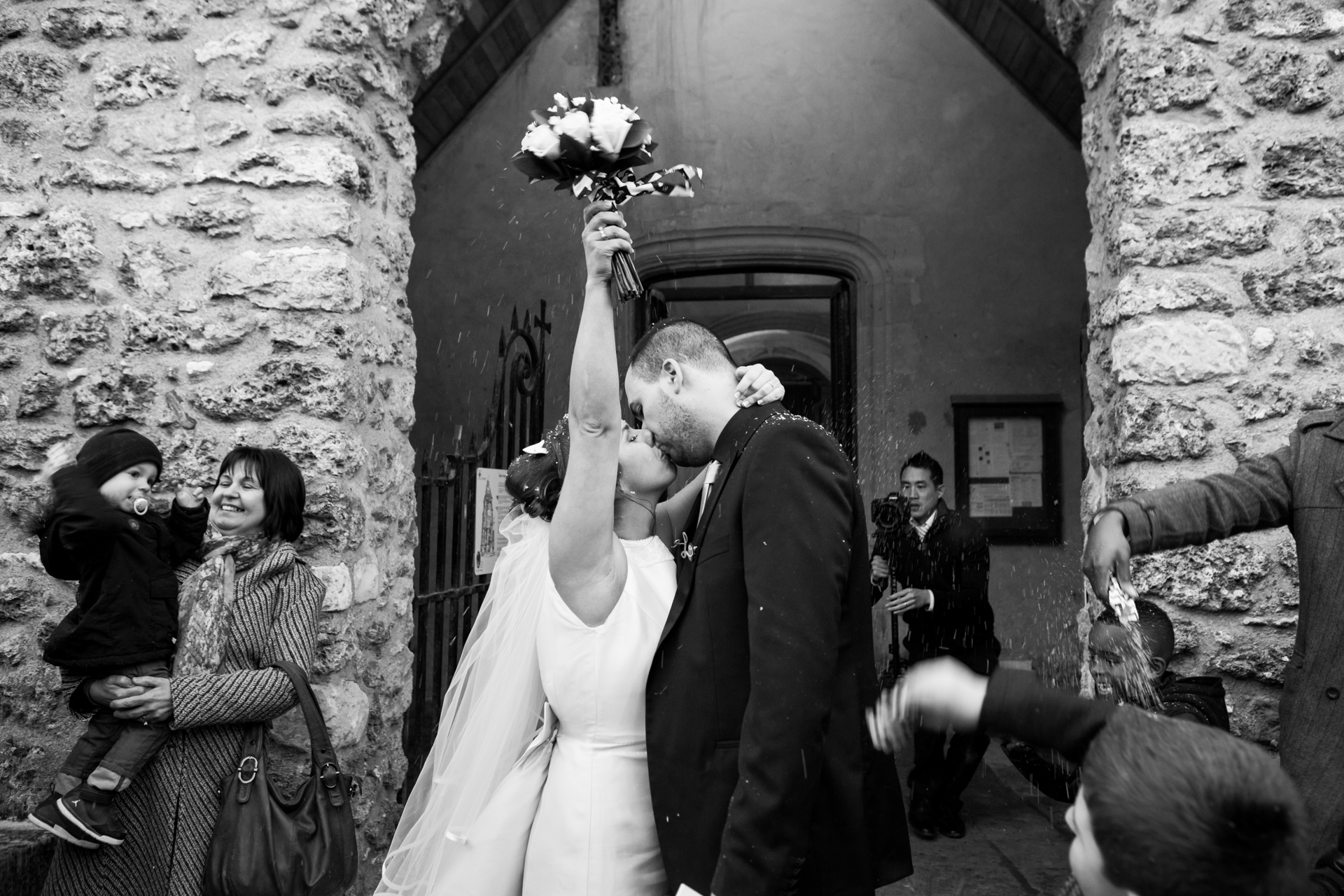 photos de mariage u domaine de brunel