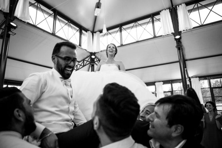 photographe de mariage au château de la trye à hermes dans l'oise