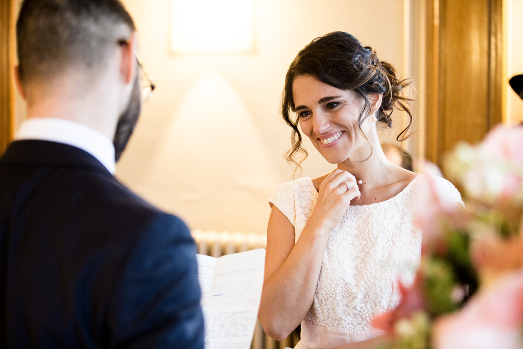 photographe de mariage au château de la tour à chantilly dans l'Oise