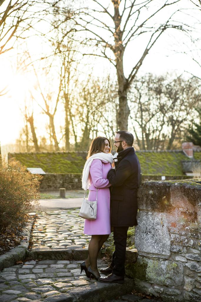 Mariage au Château de la Tour de Chantilly
