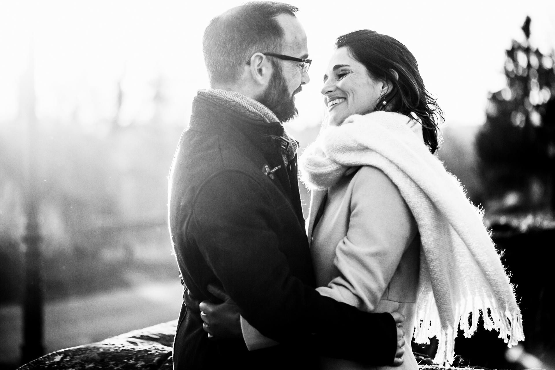 photos de couple à senlis dans l'Oise