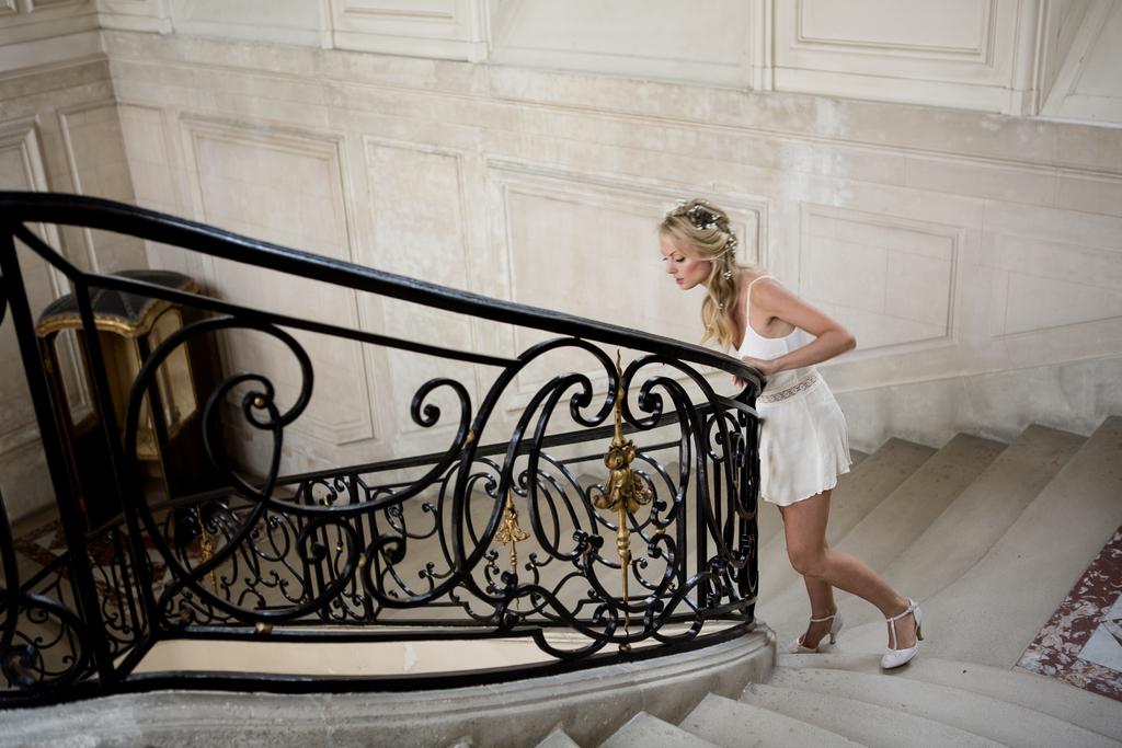 photographe mariage château ermenonville oise