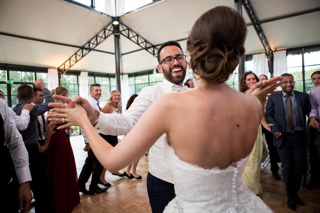 mariage au chateau de la trye bal