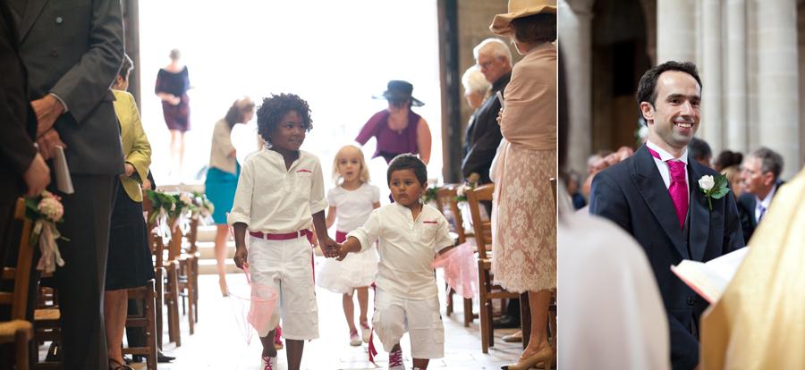 Cathédrale Notre Dame de Senlis Enfants d'honneur