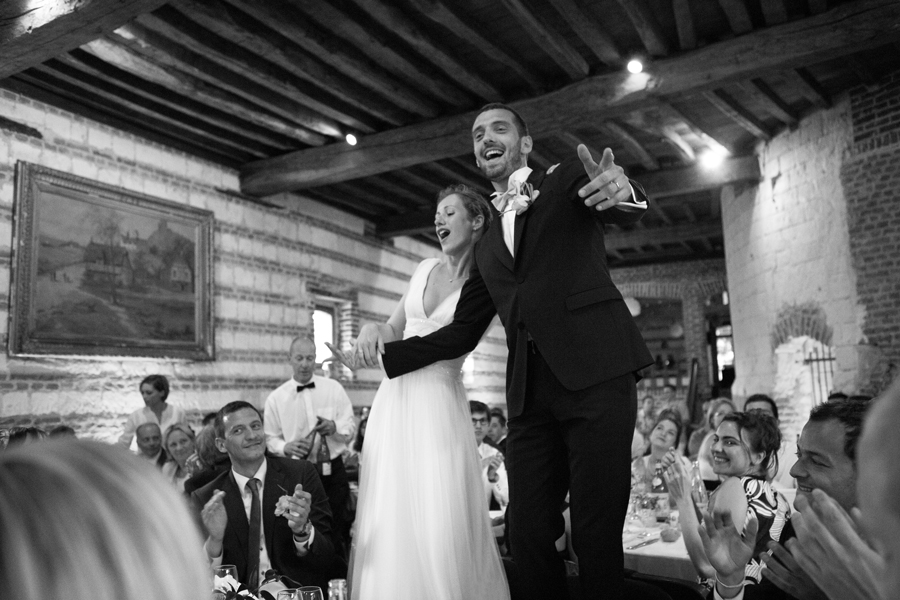 mariage au château de Flesselles près d'Amiens