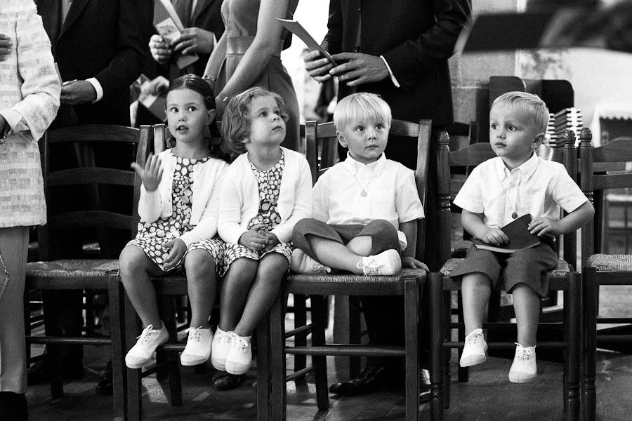 Enfants d'honneur