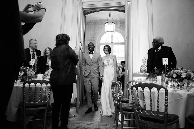 Mariage à la Maison de l'Amérique Latine