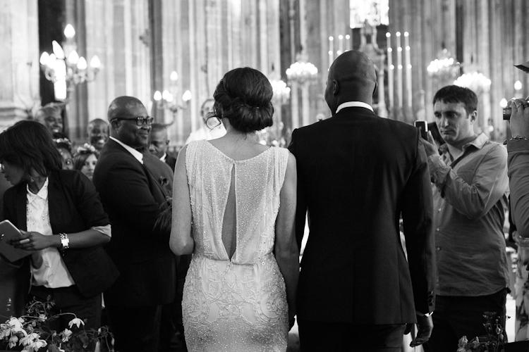 Mariage à l'Eglise Saint Eustache Paris