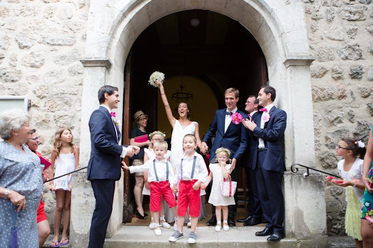 Photographe reportage mariage en Ardèche-83