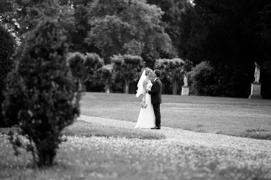 mariage à abbaye de châalis dans l'oise