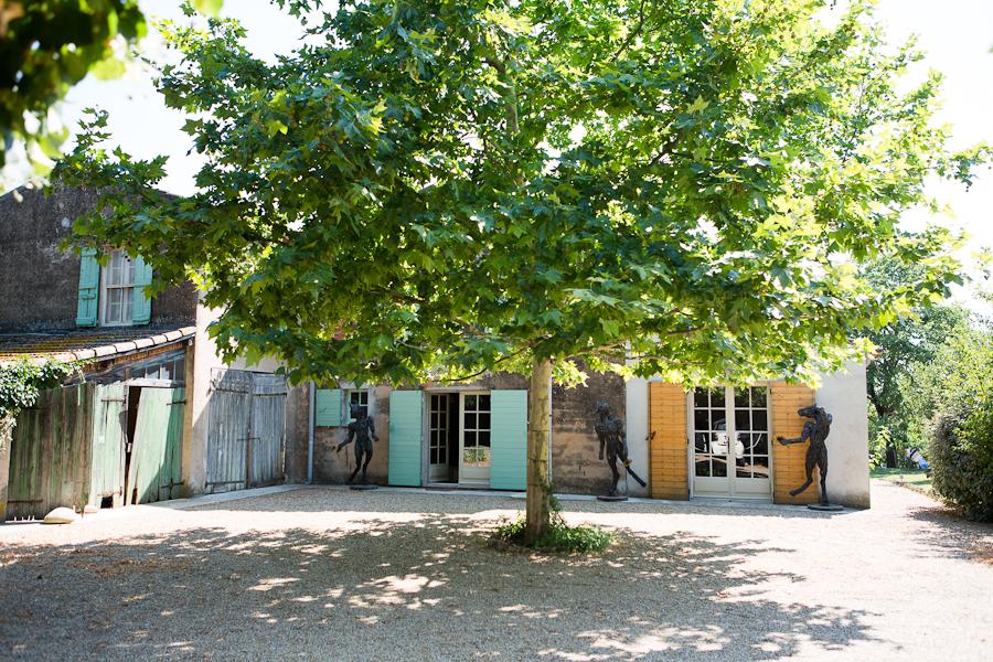 mariage en Provence au château du font du broc