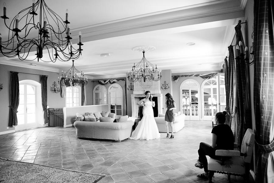 Mariage en Provence au Château Font du Broc