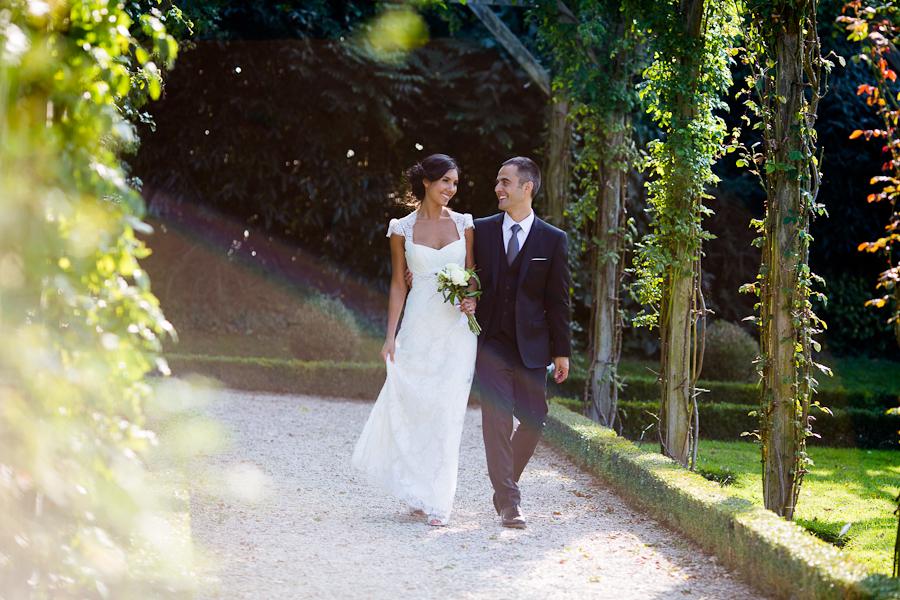 mariage à la grange de montmartre dans l'Oise