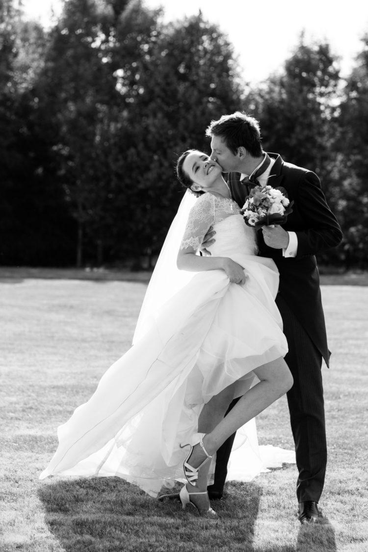 photographe de mariage au château de dangu en normandie