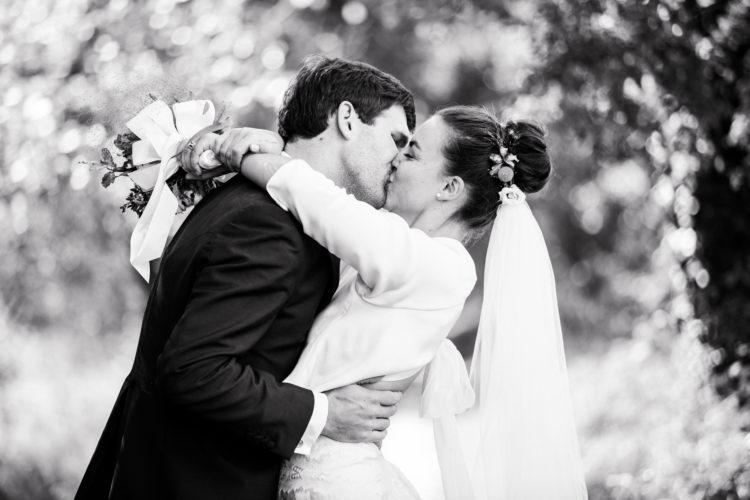 mariage photos de couple au golf de chantilly dans l'Oise