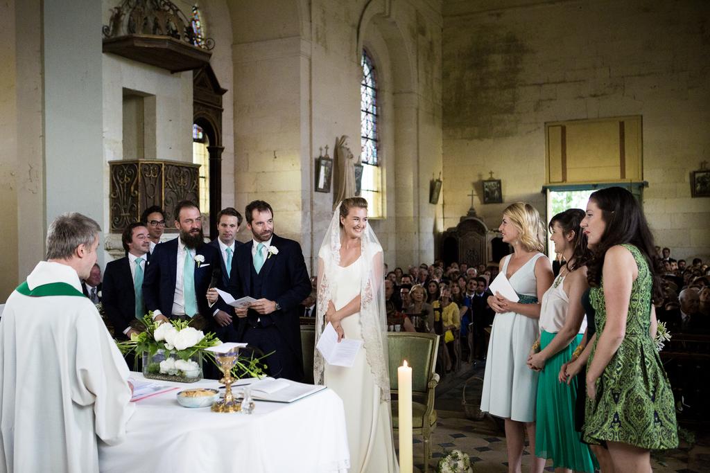 photographe de mariage au château de wailly dans l'Oise
