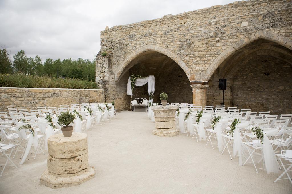 Cérémonie laïque au Château de la Trye