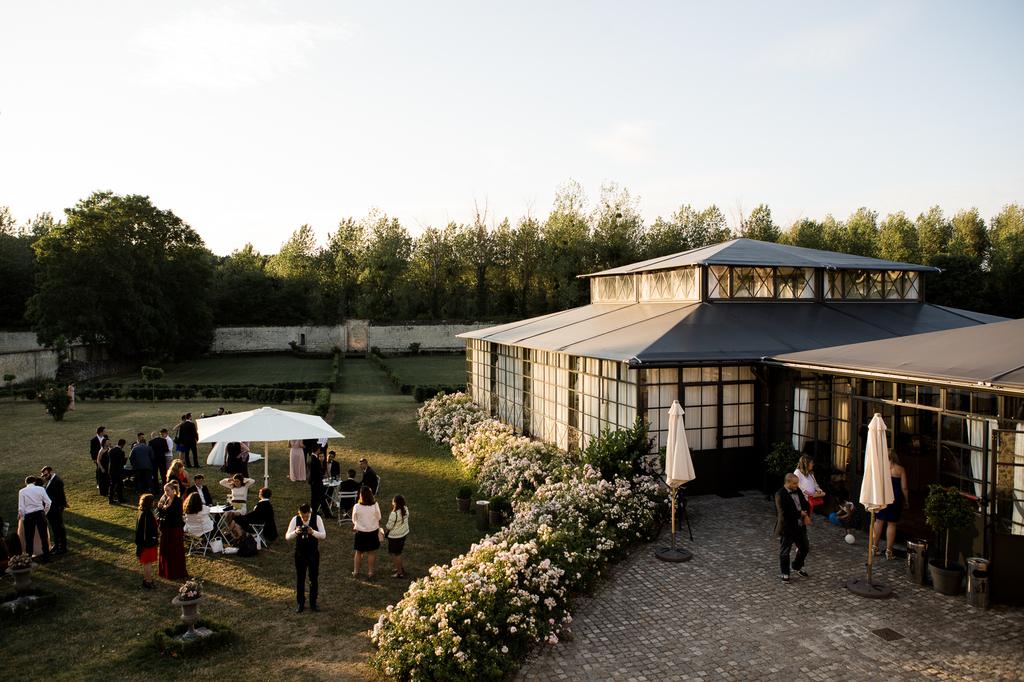 photographe mariage oise chateau de la trye