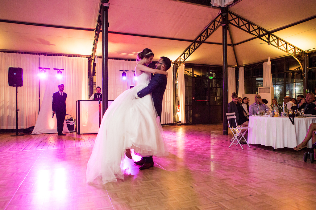 mariage au chateau de la trye première danse
