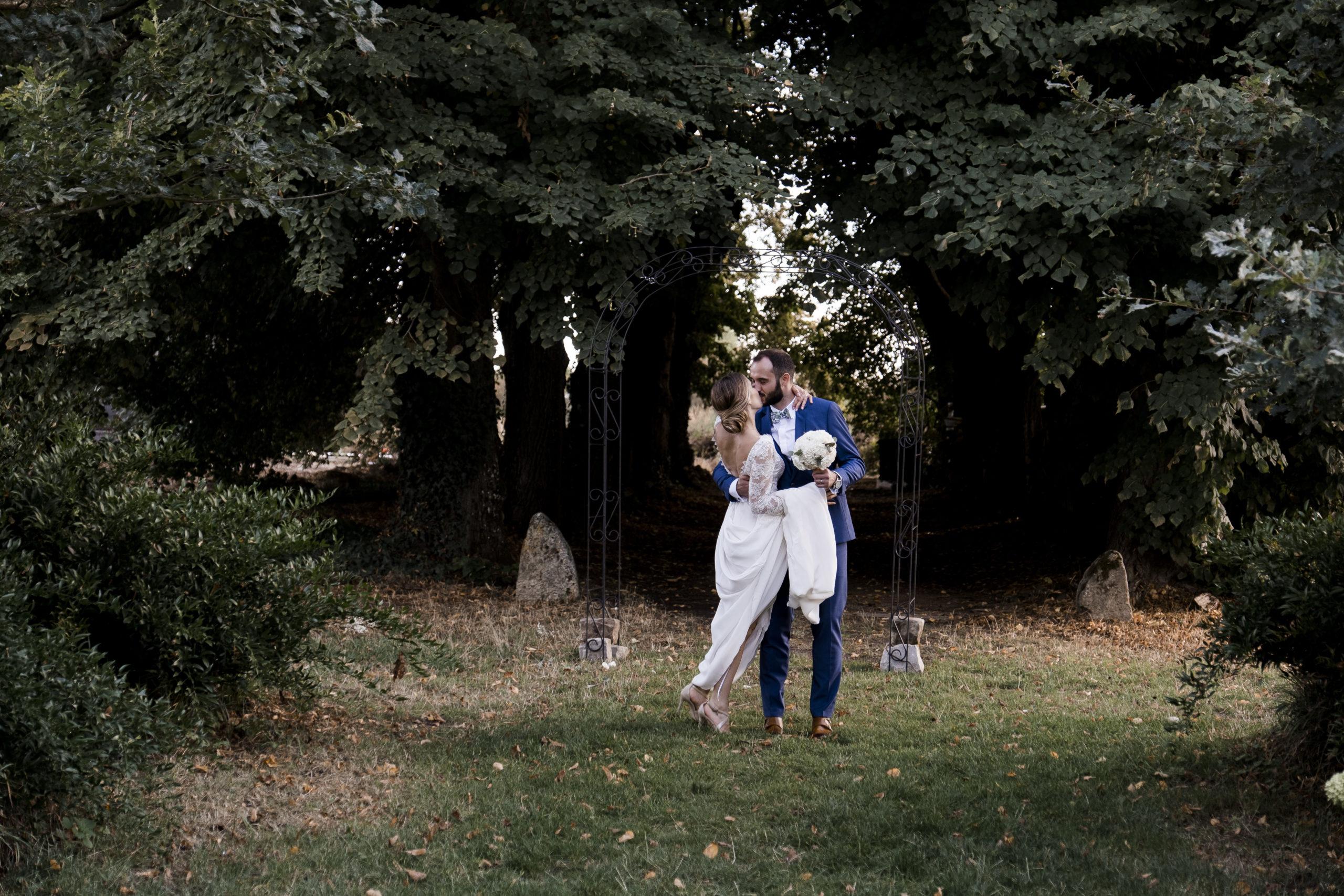 Mariage au Domaine de Quincampoix