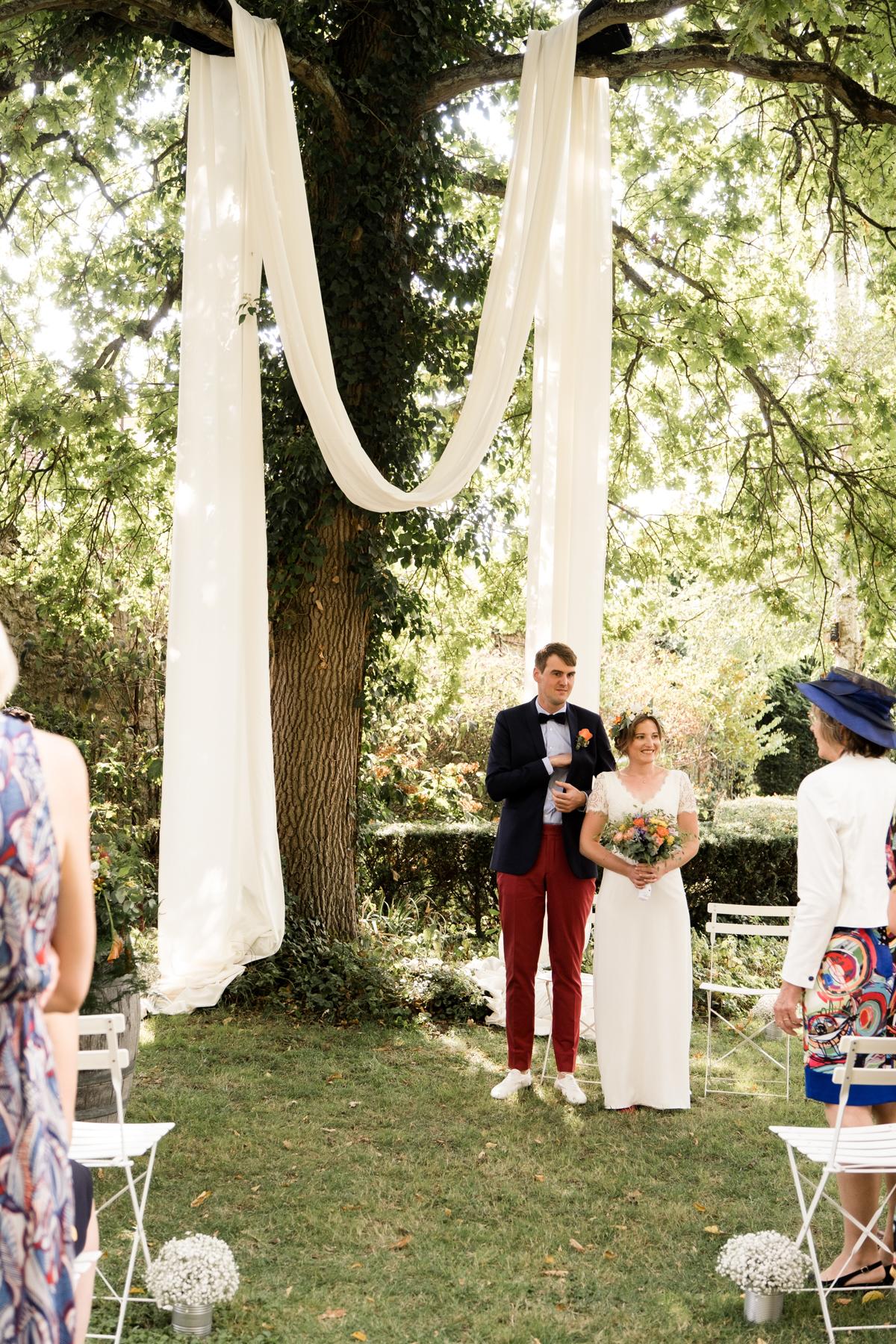 Mariage au domaine de verderonne