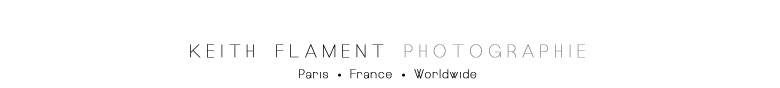 Keith Flament | Photographe mariage & portrait Paris – Senlis logo